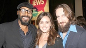 'Bad Jews' Opening — Jesse L. Martin — Heather Lind — Phil Burke