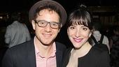 'Bad Jews' Opening — Chris Perfetti — Jessica Hershberg