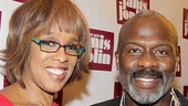 A Night With Janis Joplin – Opening Night – Gayle King – BeBe Winans