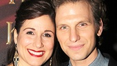 Little Miss Sunshine star Stephanie J. Block couldn't be prouder of her husband, A Time to Kill's Sebastian Arcelus.