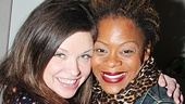 Mary Bridget Davies and Nikki Kimbrough (Etta James), both making their Broadway debuts, are thrilled to record a cast album!