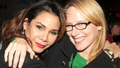 Hey there, Daphne Rubin-Vega and Amy Ryan! Can we bowl with you?