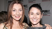 Fun Home Opening Night – Donna Murphy – Beth Malone