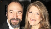 Tony nominee Danny Burstein and Tony winner Victoria Clark co-star as Max and Clarissa Hohmann in the world premiere drama.