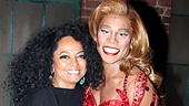 Diana Ross at Kinky Boots – Diana Ross – Billy Porter