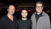 Gentleman's Guide composers Steven Lutvak and Robert L. Freedman are thrilled to have Daniel Radcliffe's ringing endorsement!