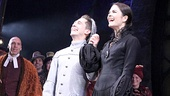 Current Boq and Nessarose, Michael Wartella and Catherine Charlebois, come together for their anniversary bow.