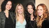 Wicked- Mandy Gonzalez- Katie Rose Clarke- Lindsay Mendez - Teal Wicks