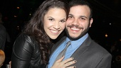 Current Wicked headliner Lindsay Mendez shares the landmark evening with her brother, Michael.