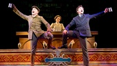 <I>A Gentleman's Guide to Love and Murder</I>: Show Photos - Jefferson Mays -  Jennifer Smith - Bryce Pinkham