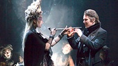Francesca Faridany as Hecate & Ethan Hawke as Macbeth in Macbeth