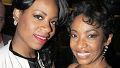 After Midnight opening night – Fantasia Barrino – Adriane Lenox