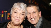 After Midnight opening night – Tyne Daly – Tom Kirdahy