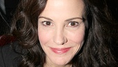 After Midnight opening night – Mary-Louise Parker