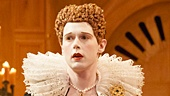 Samuel Barnett as Queen Elizabeth in Richard III