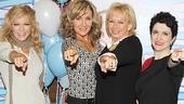 Mamma Mia – 5,000 performance – Felicia Finley – Judy McLane – Judy Craymer – Lauren Cohn