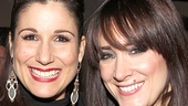 What do Stephanie J. Block and her understudy Dee Roscioli have in common? They have both played Elphaba in Wicked on Broadway!