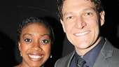 Romeo and Juliet star Condola Rashad catches up with Matilda Tony winner Gabriel Ebert.