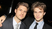 Artios Awards Ceremony – Aaron Tveit – Keegan Allen