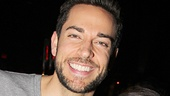 First Date stars Zachary Levi and Krysta Rodriguez spent their entire day off prepping for the charity event.