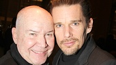 Jack O'Brien and Ethan Hawke have been wanting to collaborate on Macbeth for over 10 years.