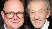 Godot and No Man's Land producer Stuart Thompson is thrilled to work alongside Ian McKellen.