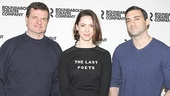Rebecca Hall and the Cast of Roundabout's <i>Machinal</i> Meet the Press