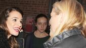 Spring Awakening Reunion – Lea Michele – Mary McCann