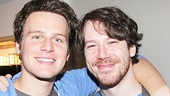 Spring Awakening Reunion – Jonathan Groff – John Gallagher Jr.
