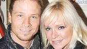 Brian Littrell at After Midnight- Brian Littrell - Leighanne Wallace