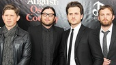 August: Osage County – Movie Premiere – Matthew – Nathan – Jared - Caleb