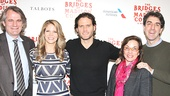 Bridges of Madison County – Meet and Greet – Bartlett Sher – Kelli O'Hara – Steven Pasquale – Marsha Norman – Jason Robert Brown