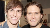 Bridges of Madison County – Meet and Greet – Derek Klena – Steven Pasquale