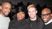 Audra McDonald & Jonathan Groff at After Midnight – Dule Hill – Fantasia Barrino – Hunter Ryan Herdlicka – Cedric Neal