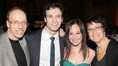 Jake Epstein and his family