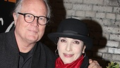Bebe Neuwirth with husband Chris Calkins