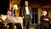 Peter Maloney as Tony, Brían F. O'Byrne as Anthony & Dearbhla Molloy as Aoife in Outside Mullingar