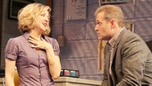 Geneva Carr as Margery & Marc Kudisch as Pastor Greg in Hand to God