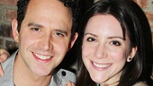 The City of Conversation - Opening - OP - 5/14 - Santino Fontana -  Jessica Hershberg