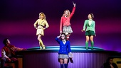 Heathers: The Musical - Show Photos - PS - 3/14 - Elle McLemore - Jessica Keenan Wynn - Alice Lee - Barrett Wilbert Weed