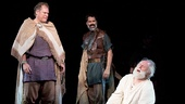 King Lear - Show Photos - PS - 7/14 - Jay O. Sanders - Jessica Collins - Christopher Innvar - John Lithgow