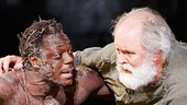 King Lear - Show Photos - PS - 7/14 - Chukwudi Iwuji - John Lithgow