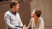 Ewan McGregor as Henry & Maggie Gyllenhaal as Annie in The Real Thing