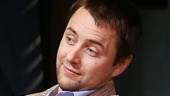 Vincent Kartheiser as Billy Wilder in Billy & Ray