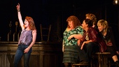 The Last Ship - Show Photos - 10/14 - Rachel Tucker - Shawna M Hamic - Sally Ann Triplett - Leah Hawking - Dawn Cantwell