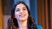 America Ferrera as Sally in Lips Together, Teeth Apart