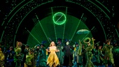 The cast of Wicked