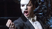 James Barbour as The Phantom in The Phantom of the Opera