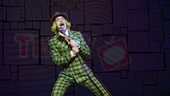 Rick Holmes as Mr. Wormwood in Matilda.