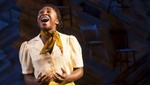 Cynthia Erivo as Celie The Color Purple.